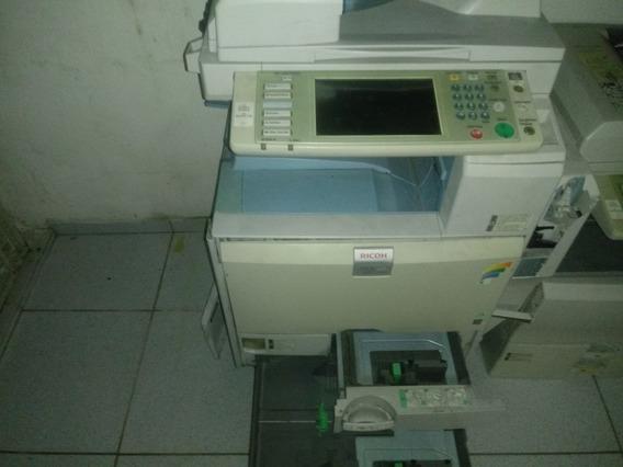 Impressora Ricoh Mpc 3001 Colorida, Peças