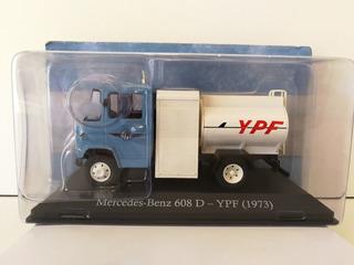 Colección Vehículos Inolvidables De Reparto Y Servicio Ypf