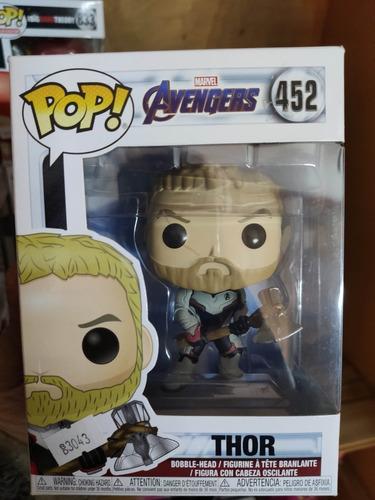 Funko Pop Thor 452 - Avengers Marvel