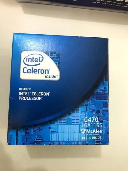 Processador Intel G470 Lga 1155