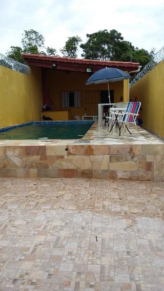 Casa Na Praia De Mongangua Temporada