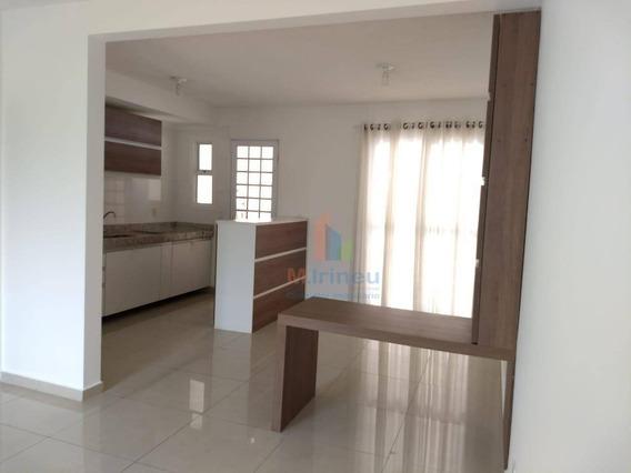 Casa Com 2 Dormitórios À Venda, 65 M² Por R$ 265.000,10 - Villa Flora Hortolandia - Hortolândia/sp - Ca0253