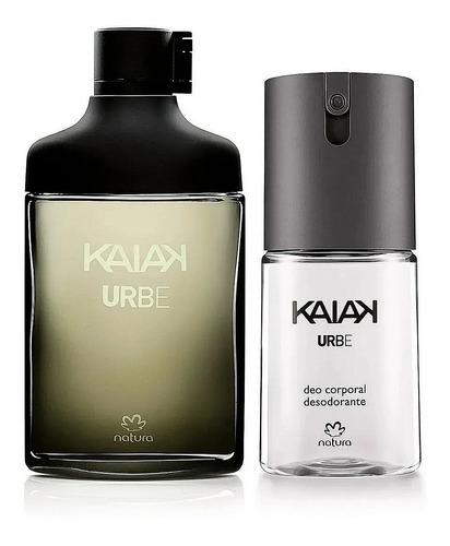 Kaiak Urbe Perfume + Kaiak Urbe Splash - mL a $374