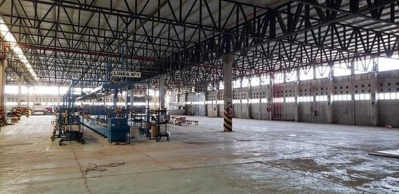 Planta Industrial Sobre Au Cordoba Rosario Real Oportunidad!