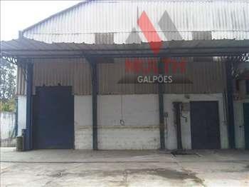 Galpão Industrial Para Locação Em Cotia - Ga0008
