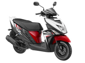 Yamaha Scooter Ray- Zr 2019 Dos Colores