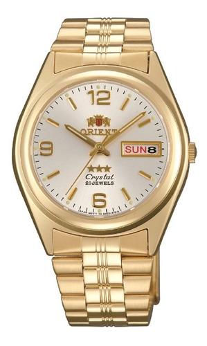 Reloj Orient Automático Tres Estrellas Tecnología Japónes