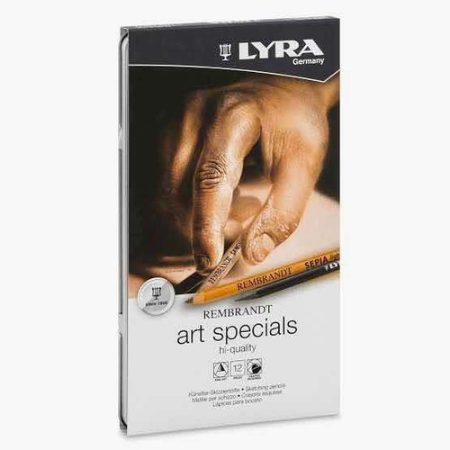 Imagen 1 de 1 de Lyra Rembrandt Art Specials Con 12 Pz.
