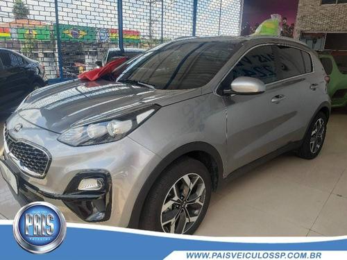Kia Motors Sportage Lx 2.0 16v/ 2.0 16v Flex  Aut.  2020