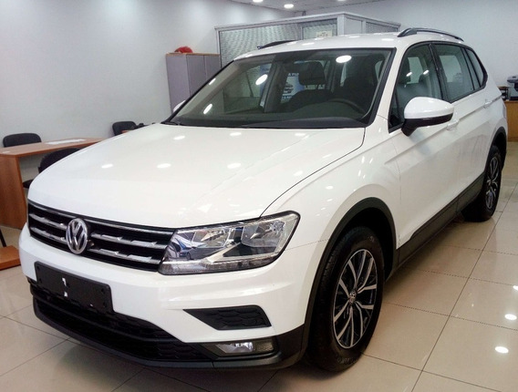 Okm Volkswagen Tiguan Allspace 1.4tsi Trendline 150cv Dsg 10