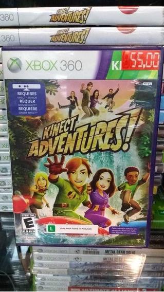 Kinect Adventures Xbox 360 (frete 18 Reais)