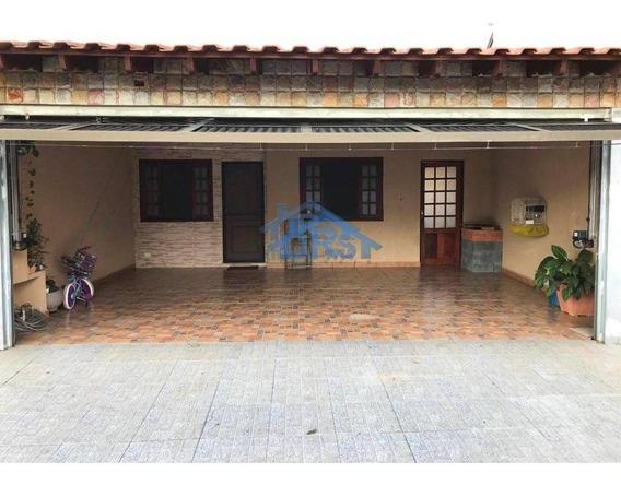 Casa Com 3 Dormitórios À Venda, 125 M² Por R$ 550.000 - Quitaúna - Osasco/sp - Ca0461
