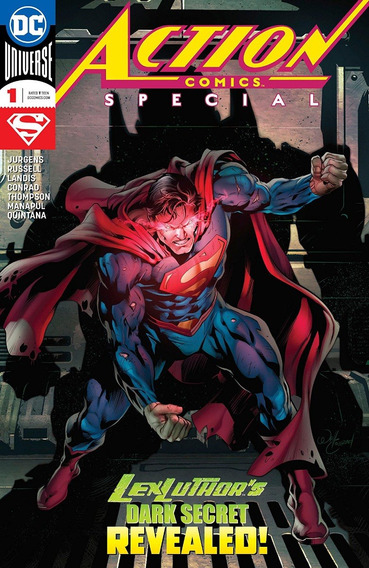 Action Comics Special #1 (2018) Superman Dc Comics