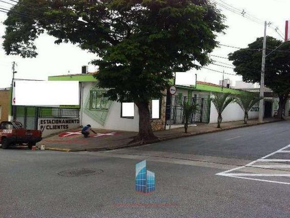 Casa Térrea Coml Esquina 7 Salas Centro Sorocaba - 03145-1
