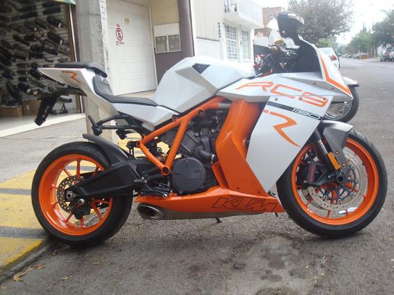 Ktm Rc8 R 2010 1190 Ninja Zx10 R1 R6 Bmw Rr Gsxr Motomaniaco