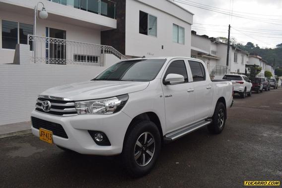 Toyota Hilux Hilux 4x4 2.4