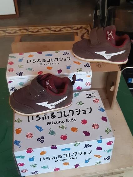Mizuno Kids Talle 13 Cm. Originales