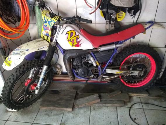 Yamaha Dt200 / Cr