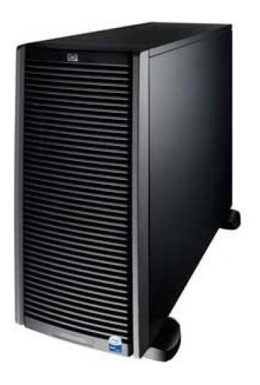 Servidor Hp Proliant Ml350 G6 Quadcore