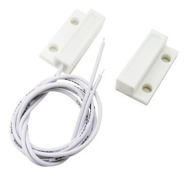Sensor Magnetico Reed Switch Porta Automação Arduino Nc 2un