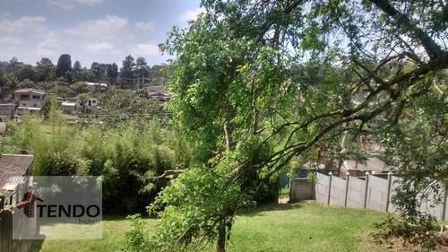 Imagem 1 de 14 de Imob03 - Terreno À Venda, 344 M² Por R$ 120.000 - Somma - Ribeirão Pires/sp - Te0235