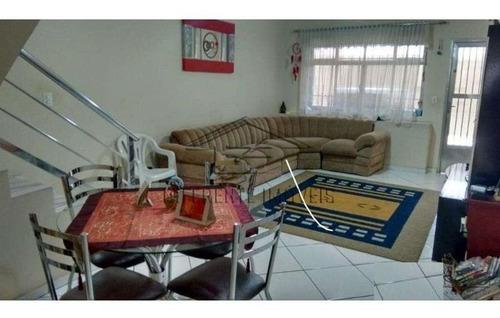 Sobrado 3 Dormitórios - 1 Suíte- 2 Vagas - 180 M² No Alto Da Mooca !!!