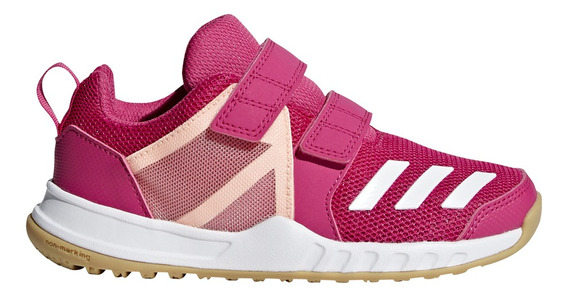 Zapatillas adidas Training Fortagym Cf K Niña Fu/sa
