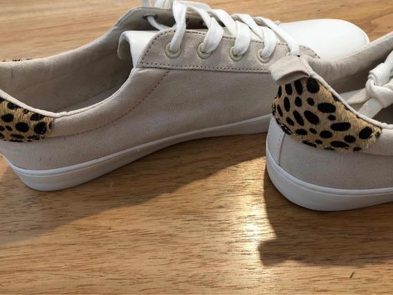 Zapatillas Gap Mujer Sin Uso
