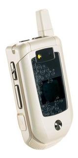 Radio Celular Nextel I876w Blanco Con White Camara 1.3 Mp4