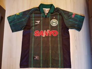 Rara Camisa 3 Coritiba 1999 Penalty Sanyo #9 Tamanho Yxl/14