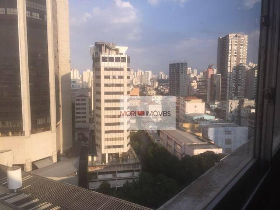 Kitnet Com 1 Dormitório À Venda, 31 M² Por R$ 320.000 - Liberdade - São Paulo/sp - Kn0016
