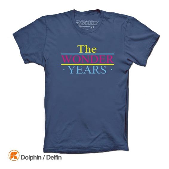 The Wonder Years Playeras Los Años Maravillosos Kevin Arnold