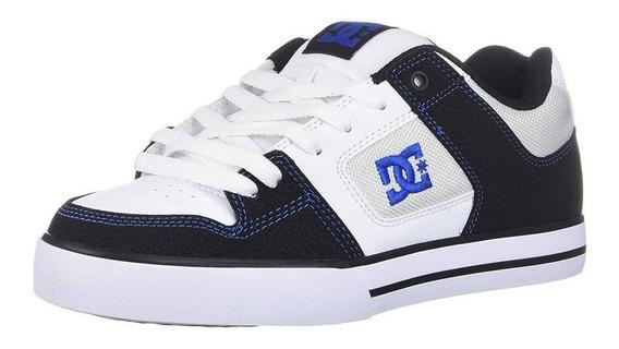 Zapatillas Dc Pure Hombre Originales Dc Skate