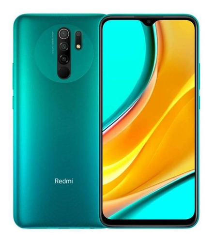 Teléfono Xiaomi Redmi 9 3gb Ram 32 Gb Rom Verde