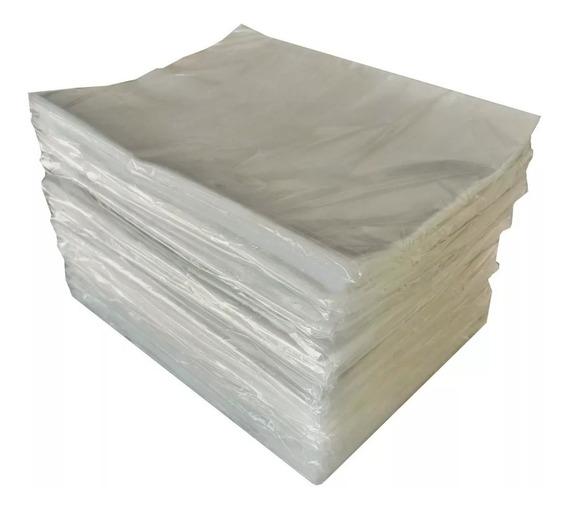 1.000 Envelopes Plasticos 14x18 Cm Encarte De Dvd Igual