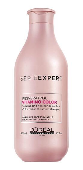 Shampoo Vitamino Color Resveratrol 300ml Loreal Prfessionnel