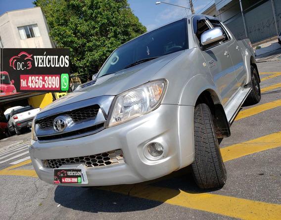 Toyota Hilux Cd Srv D4-d 4x4 3.0 Tdi Turbo Diesel