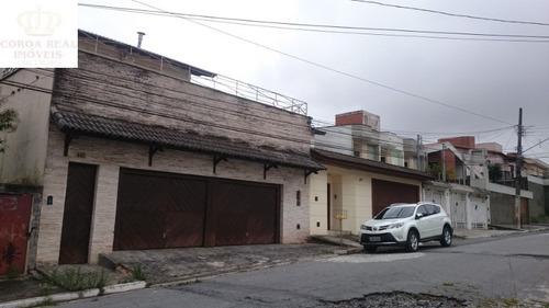 Imagem 1 de 30 de Lindo Sobrado No Melhor Local Do Patriarca - Ca00391 - 34844700