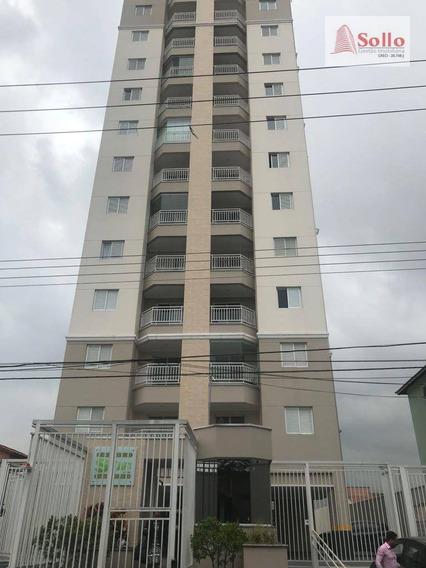 Apto Novo 51m² Ótima Localização - Jardim Tranqüilidade - Guarulhos/sp - Ap0129