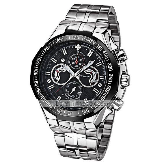 Relógio Esportivo Masculino Wwour