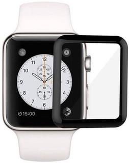 Vidrio Templado Apple Watch Series 0 42mm Pegamento Pantalla