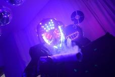 Show Robot Led, Y La Casa De Papel Lo Nuevo