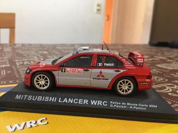 Auto De Coleccion Rally Mitsubishi Lancer Wrc Con Revista