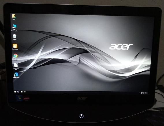 Computador All In One Acer Az1100 500hd/4gb/lcd20