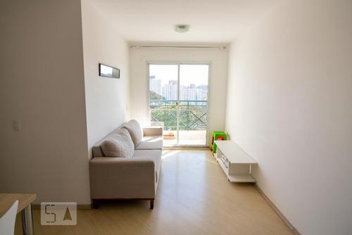 Imagem 1 de 15 de Apartamento Para Aluguel - Jardim Éster Yolanda, 3 Quartos,  63 - 892942087
