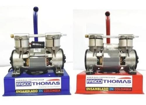 Compresor Paso Directo Con Base Thomas
