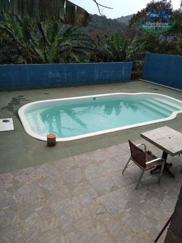 Chácara Com 2 Dormitórios À Venda, 1000 M² Por R$ 180.000 - Parque Primavera - Guarulhos/sp - Ch0017