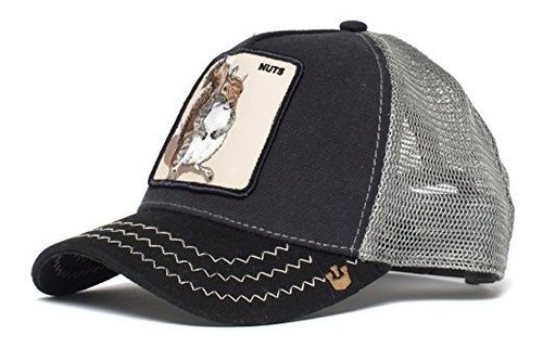 Goorin Bros Mens Animal Farm Snap Back Gorro Camionero