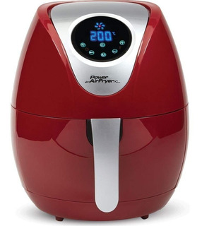 Power Air Fryer Xl 3.4 Qt Deluxe, Freidora Sin Aceite