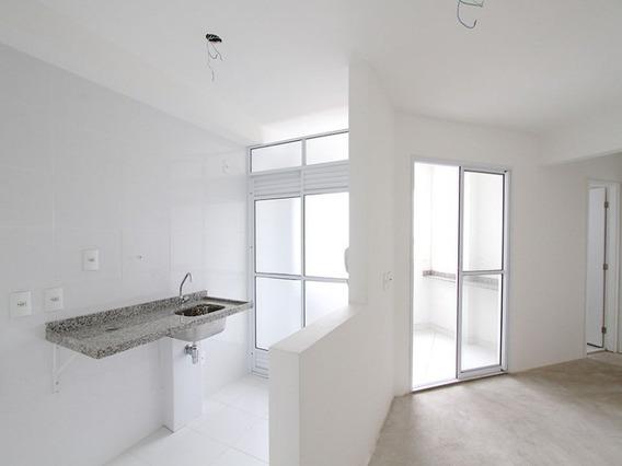 Apartamento A Venda, 2 Dormitorios, 1 Vaga De Garagem, Pronto Para Morar - Ap04243 - 33415294